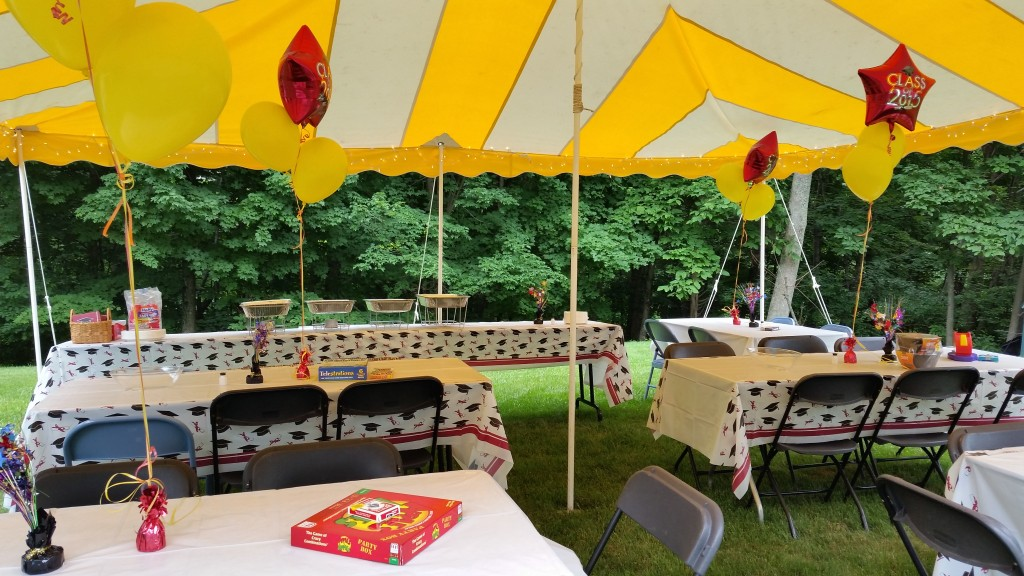 rent party tents in Dutchess County, NY