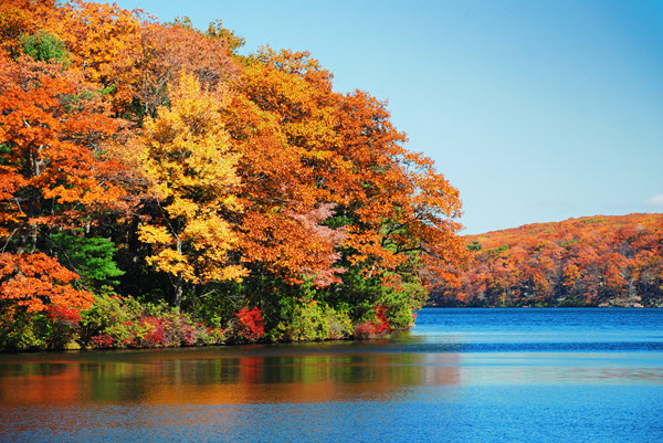 outdoor fall activities in Dutchess County