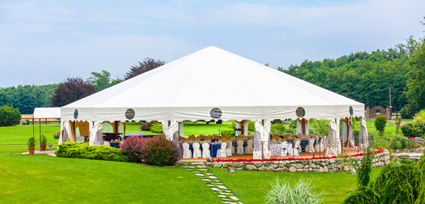 party tent rentals dutchess county