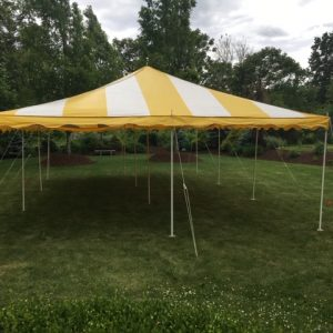 backyard party tent